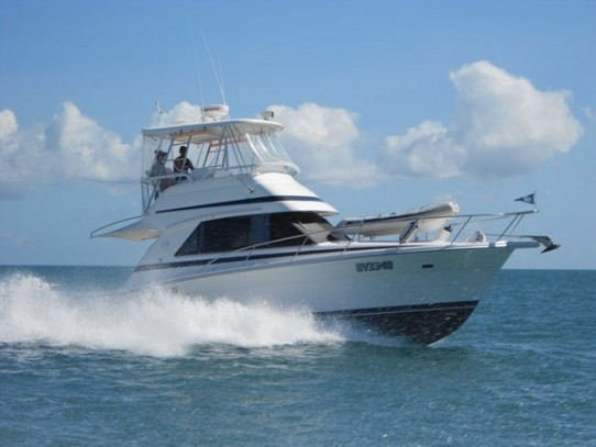 RIVIERA 34 PLATINUM FLYBRIDGE