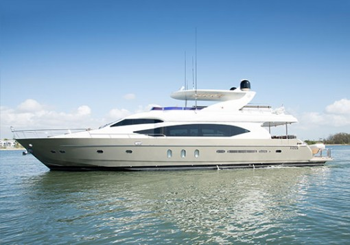 SAHANA 88′ REFITTED TO IMPRESS. REDUCED TO SELL