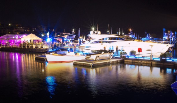 THE BOUTIQUE BOAT DISPLAY