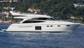 PRINCESS FLYBRIDGE