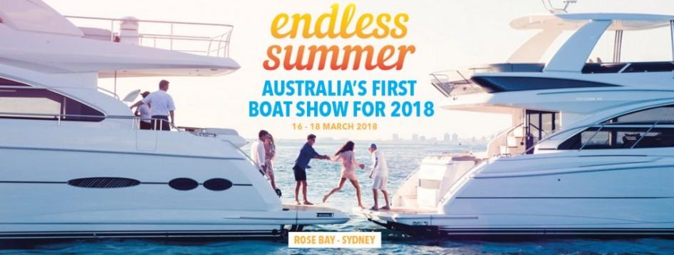 Endless Summer Boat Show – Rose Bay
